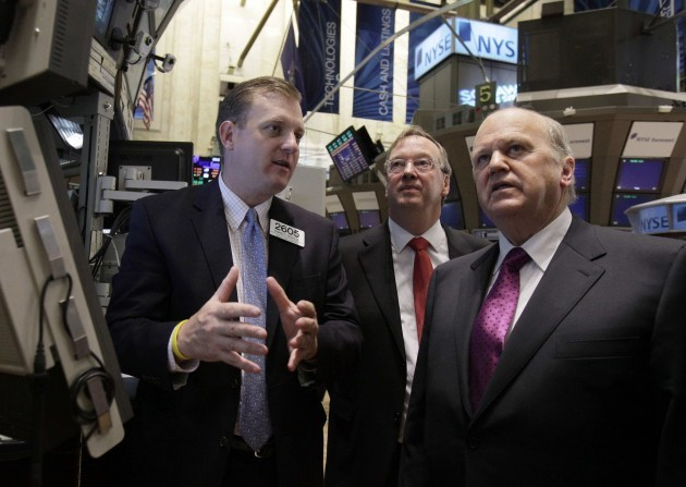 Wall Street Ireland