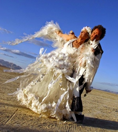 12 wedding dresses that should never have been allowed to