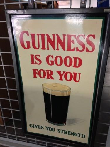 Zu Gast in Dublin und bei Guinness