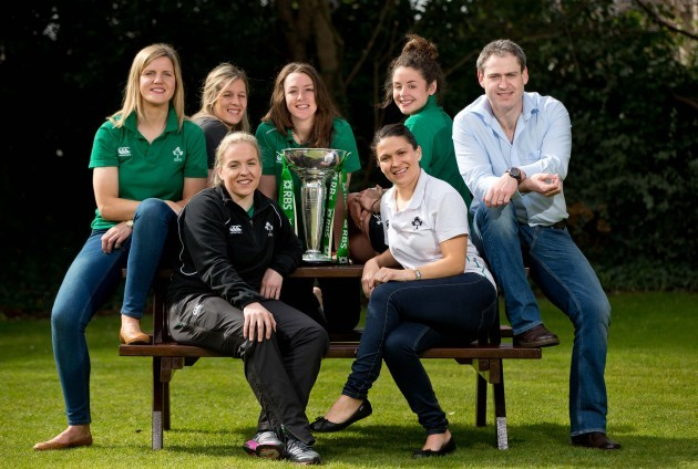 Ireland Women's Rugby Media Event