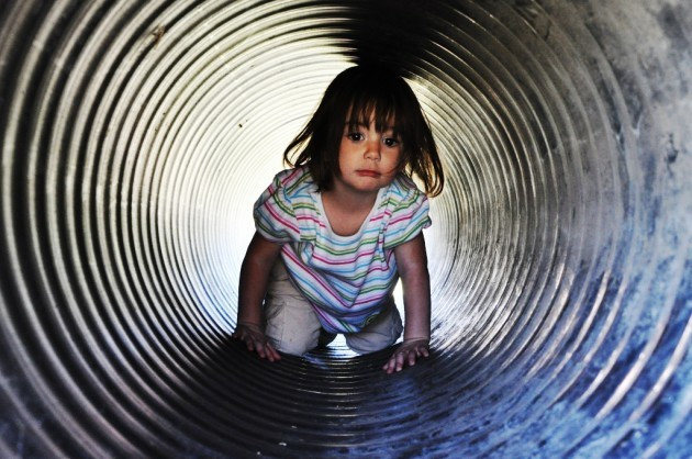 Toddler Tunnel