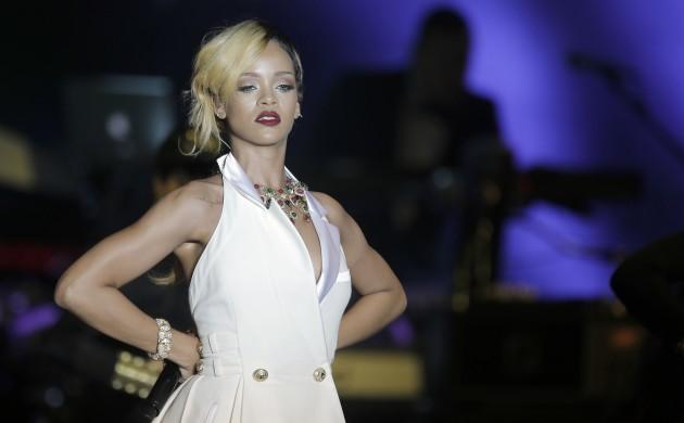 Rihanna in Concert - Monaco