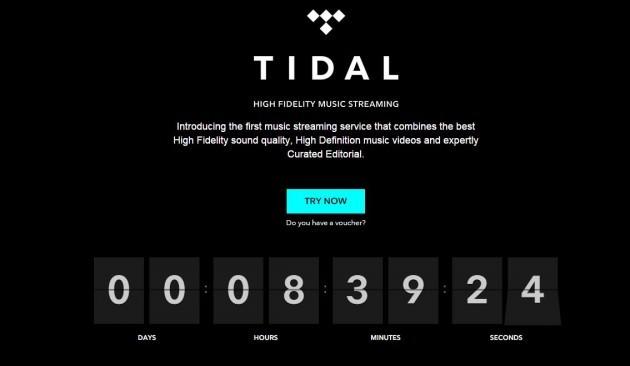 Tidal countdown