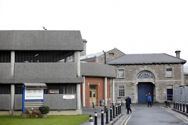 St Patrick's Institution abuse alter