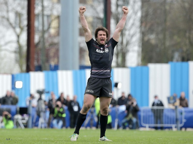 Marcelo Bosch lands monster penalty with last kick as Saracens ...