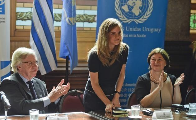 Uruguay Emma Watson