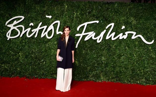 British Fashion Awards 2014 - London