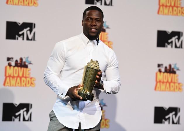 MTV Movie Awards 2015 - Press Room - Los Angeles