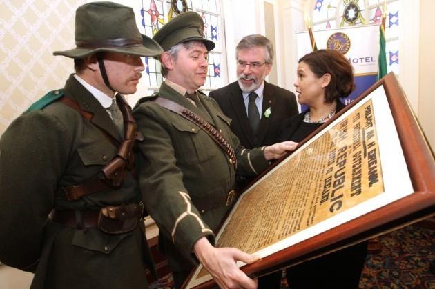 Sinn Fein 1916 Programmes