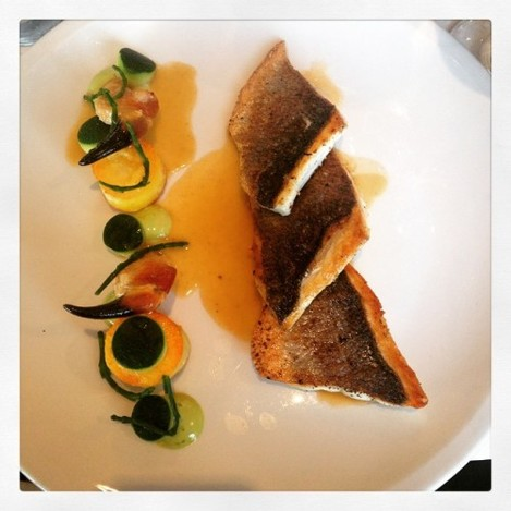 Hake and crab claw special in #nautilus #malahide #seafood #dineindublin #lovindublin #foodstagram #healthyeating #irishfood #foodporn #instafood #dublinfoodguide #wineanddinedublin