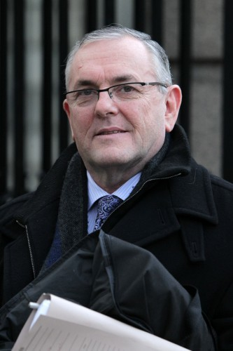 John McGuinness at Committees