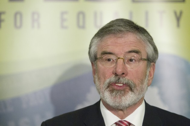 Sinn Fein Gay Marriage Equality Referendums