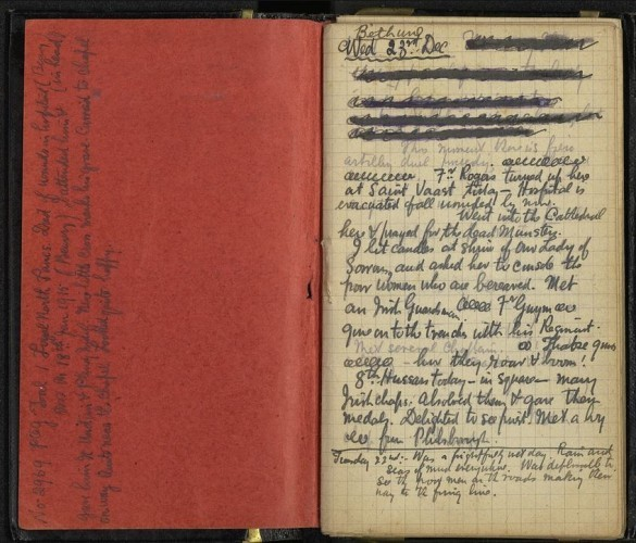 world war i trench diaries essay Essays & papers world war i diary - paper example world war i diary i've just returned from a long refreshing rest and i'm ready to engage in battle - world war i diary introduction.