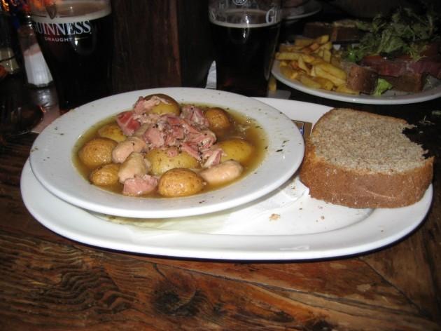Coddle_and_Irish_Soda_bread