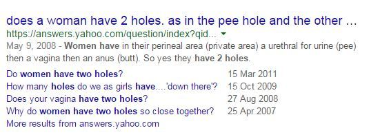 which hole does the penis enter