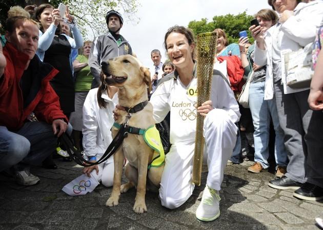 .  Olympian Sonia O'Sulliva