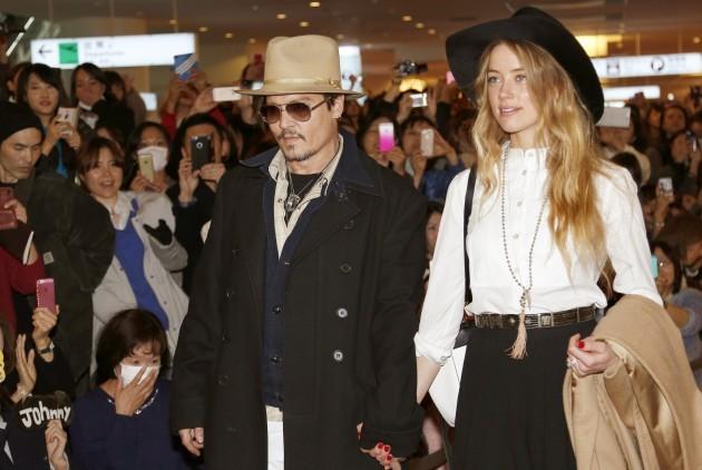 Japan Johnny Depp