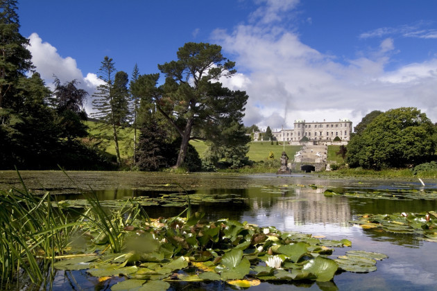 Powerscourt gardens 5