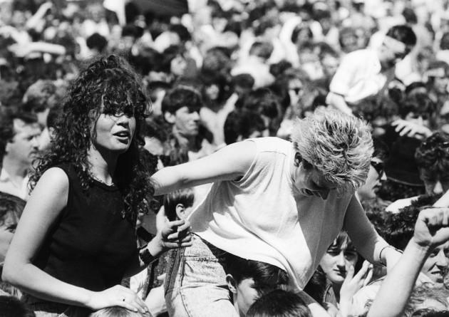 Queen Rock Concerts at Slane
