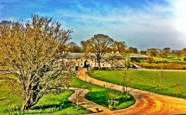Loughcrew Gardens & Clonabreany House