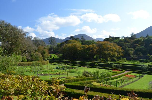 Walled Victorian Garden