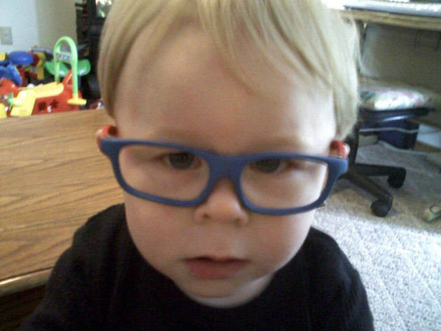 my lil' nerd