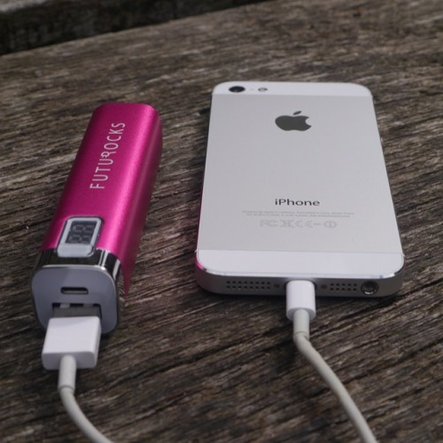 The most user friendly must have gadget on the market ! Power up your phone on the go ! Can be used on any mobile phone
