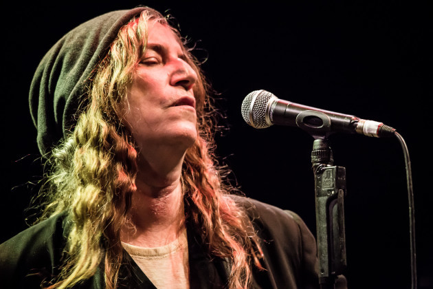 Patti Smith in Concert - Shepherds Bush O2