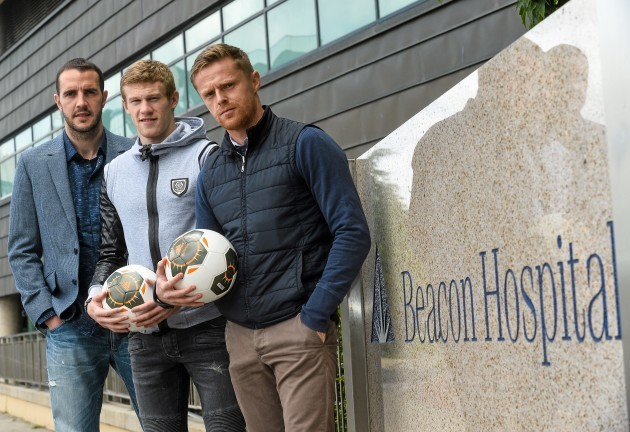 Beacon Hospital, in association with First Ireland, launch new Sports Medicine Programme