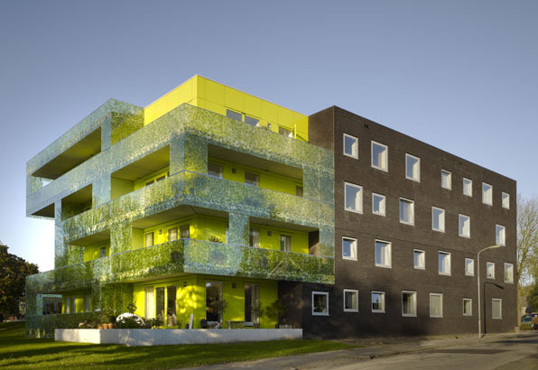 Here 39 s what affordable housing looks like in the for Architecture firms in netherlands