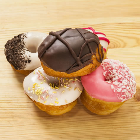 ... the best places to get a doughnut in Dublin on National Doughnut Day