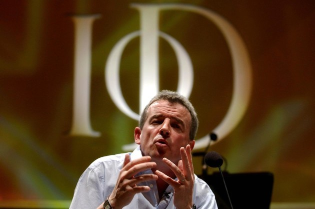 Michael O'Leary Annual Convention of the Institute of Directors