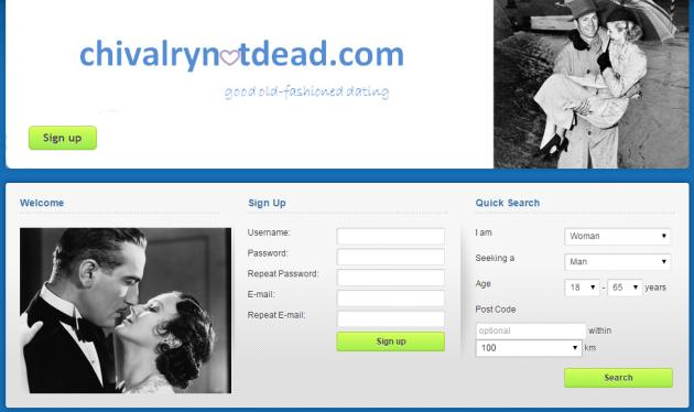 dating website for emails address