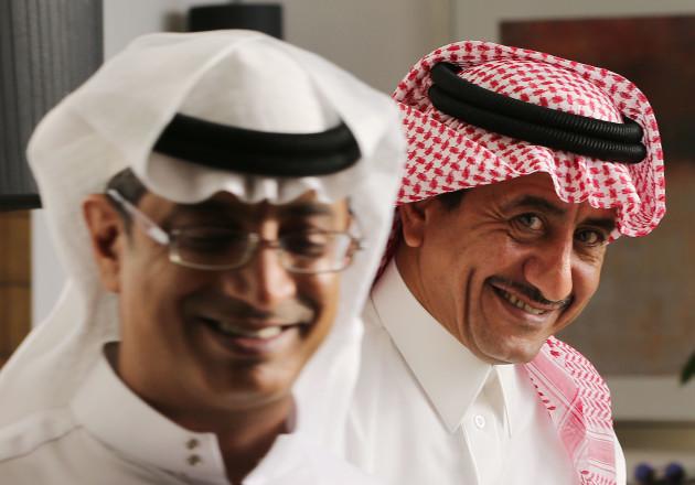 Naser Al-Qasabi, Khalaf Al-Harbi