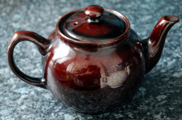 Teapots: old and new