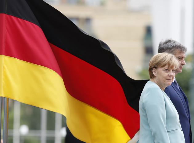 Bosnia Angela Merkel