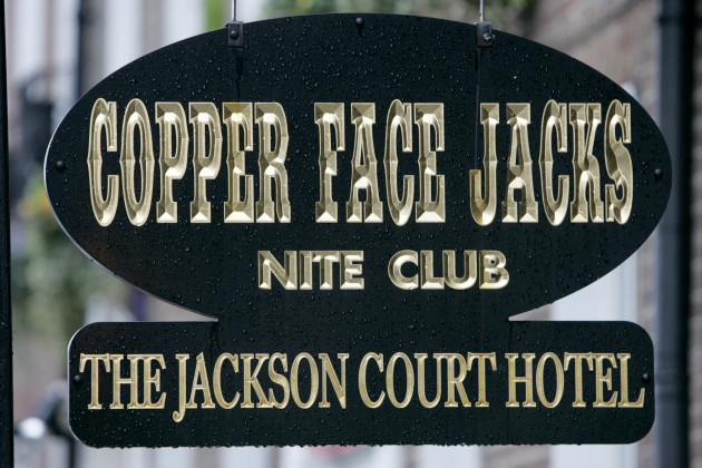 Copper Face Jacks Nightclubs