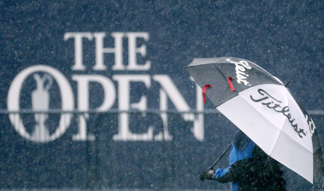 Golf - The Open Championship 2015 - Day Two - St Andrews