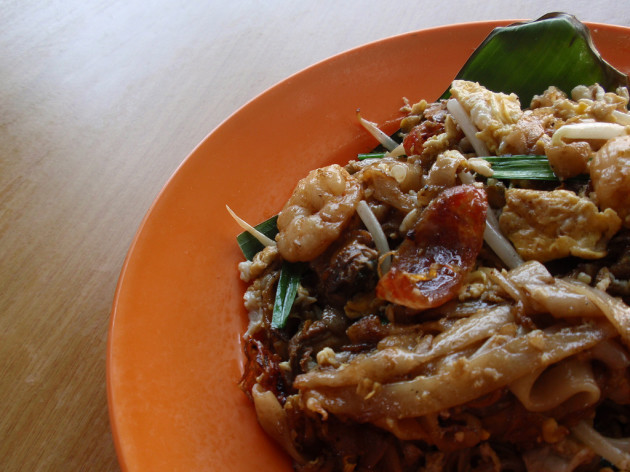 Penang Char Kway Teow @ Mount Erskine Hawker Stalls