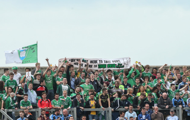 Fermanagh fans