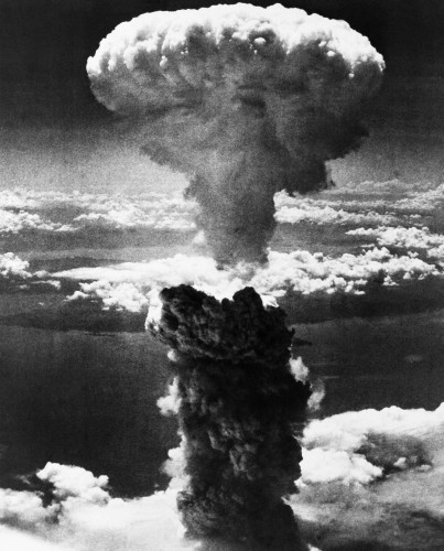 AP Was There Atomic Bomb