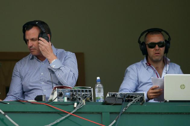 Paul Earley and Dave McIntyre