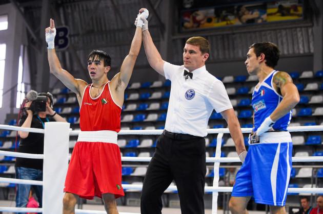 EUBC Elite European Boxing Championships - Semi-Finals