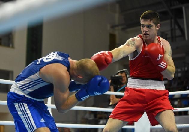 EUBC Elite European Boxing Championships - Finals