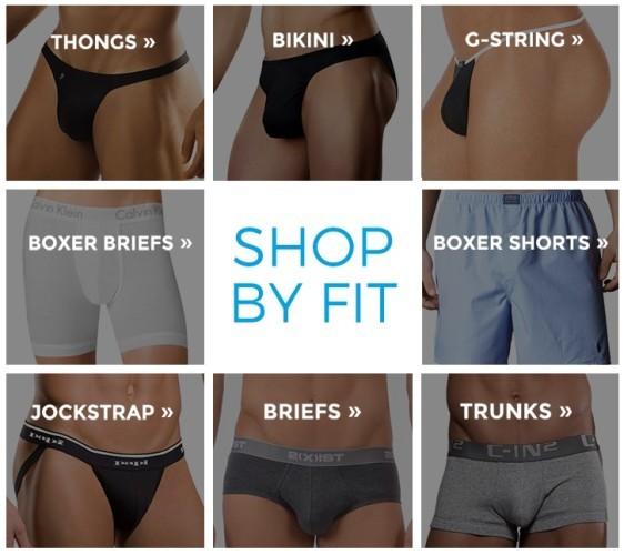 Boxers, briefs or trunks: What type of underwear do Irish men wear?