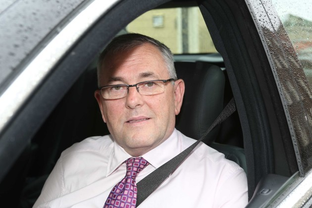 13/06/2013. Dail Scenes. Pictured The Chairman of