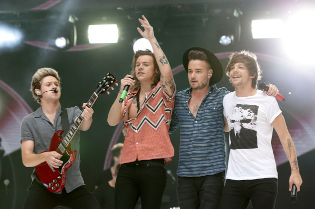 New One Direction video