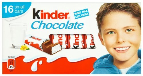 the kid from the kinder chocolate bars has been spotted on tinder - Kinder Kid Competition