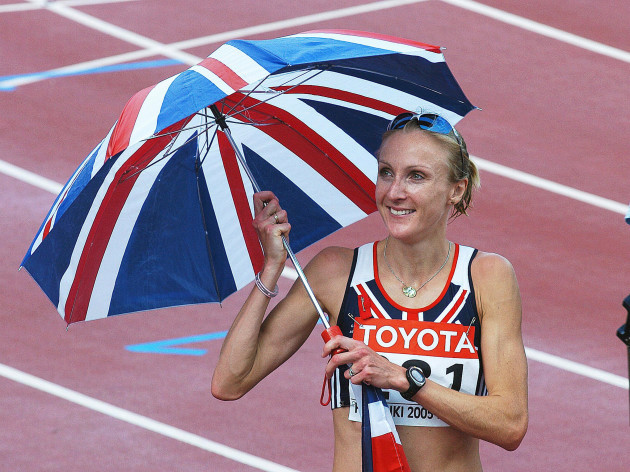 Athletics - Paula Radcliffe File Photo