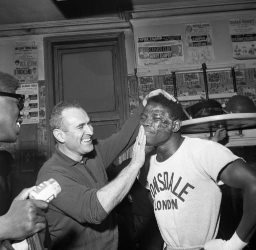 Boxing - Emile Griffith - London